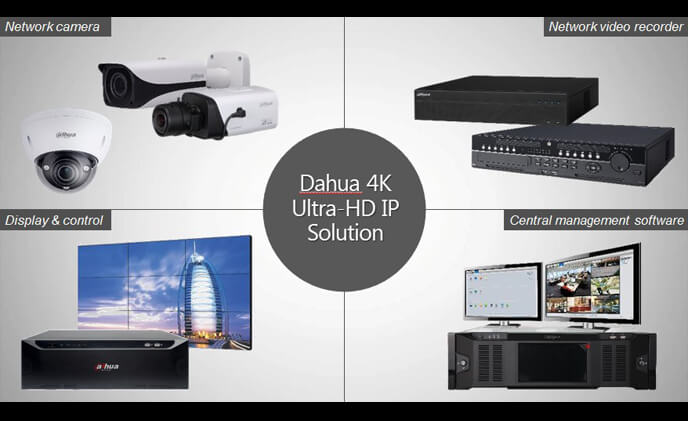 Dahua to launch HDCVI 3.0, 'true' 4K