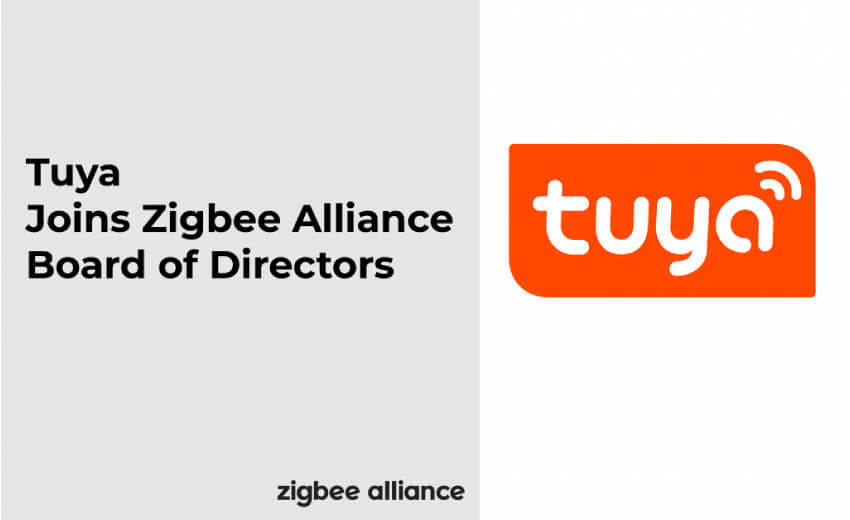Tuya joins Zigbee Alliance Board of Directors