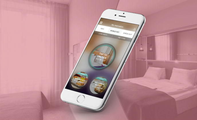 Kaba and Zaplox partner for mobile access integration at HTL hotels