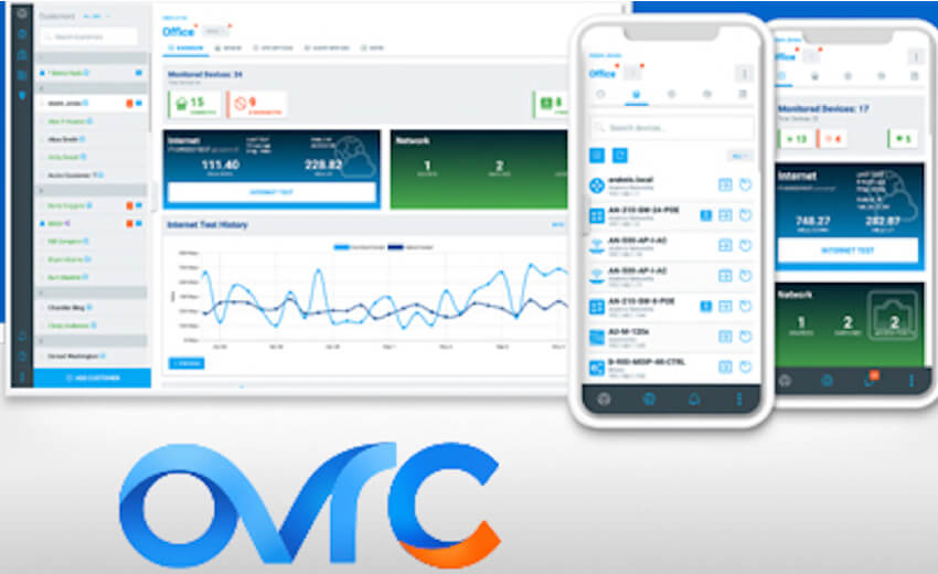 The new OvrC is the remote management and monitoring platform for pros