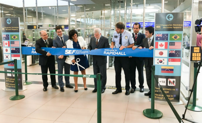 Vision-Box and SEF expand ABC solution at Lisbon International Airport