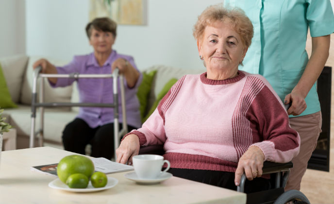 Ensuring proper security at nursing homes