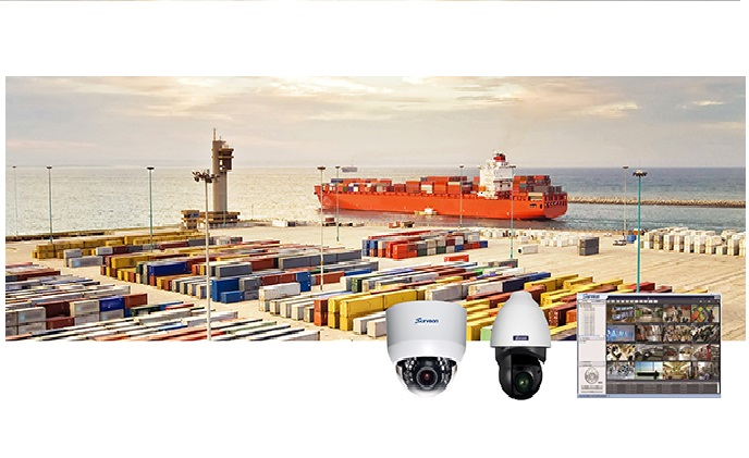 Surveon maximizes the safety of the harbor with reliable solutions