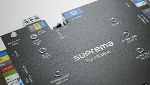 Suprema to unveil biometric intelligent access controller at IFSEC 2017