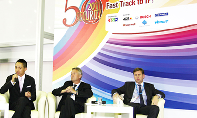 Security 50 Annual Summit: Convergence in 2012