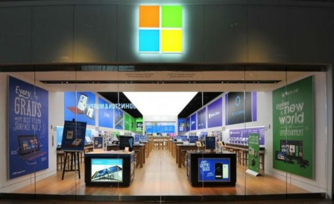 Microsoft chooses Sentry360 for their US retail stores