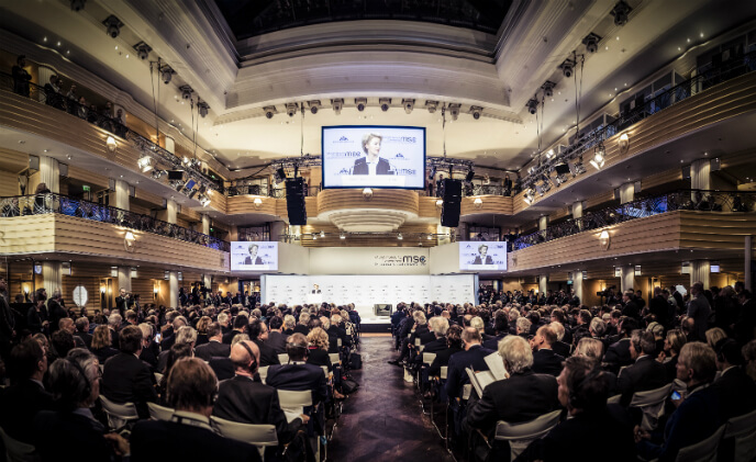 Munich Security Conference benefits from Veridos authentication solution