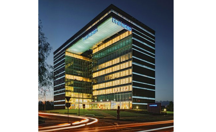 Dahua enhances video surveillance system for AB DNB Bank