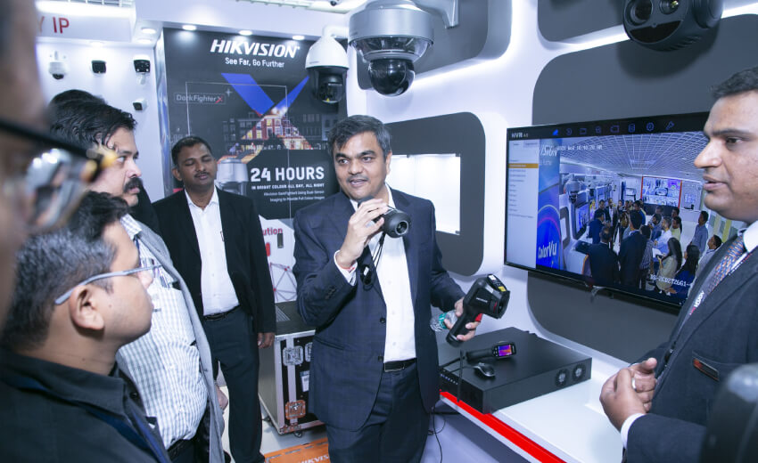 Prama Hikvision Smart Technology Show evangelizes intelligent solutions