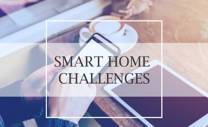 Challenges in smart home: battery life and real value from IoT data
