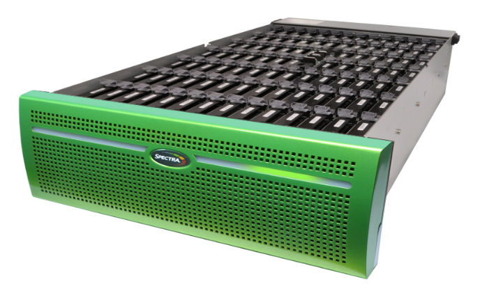 OnSSI's Ocularis 5 VMS integrated with Spectra Logic's Verde NAS storage platform
