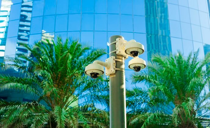 Smart city expectations of the security industry
