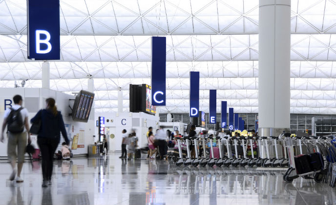 Changi Airport chooses Morpho to facilitate passenger experience