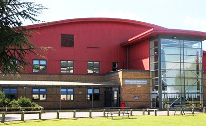 Avigilon HD solution helps keep a growing community school safe