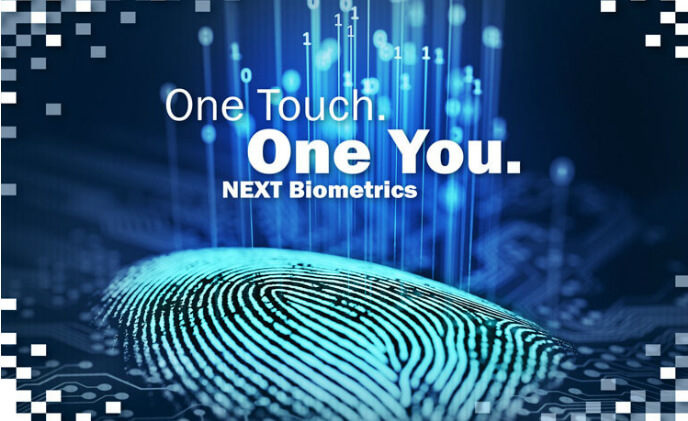 NEXT Biometrics to offer fast customization with Neurotechnology algorithm