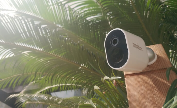 Moobox introduces ProXT 1080P outdoor camera with PIR motion sensor