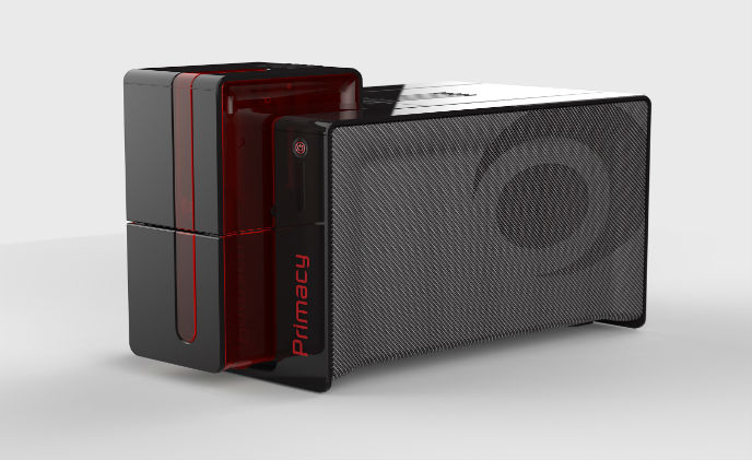 Evolis introduces the Primacy Black edition