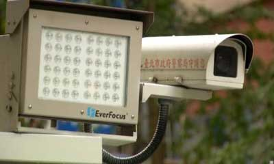 EverFocus surveillance system installed in Taipei City