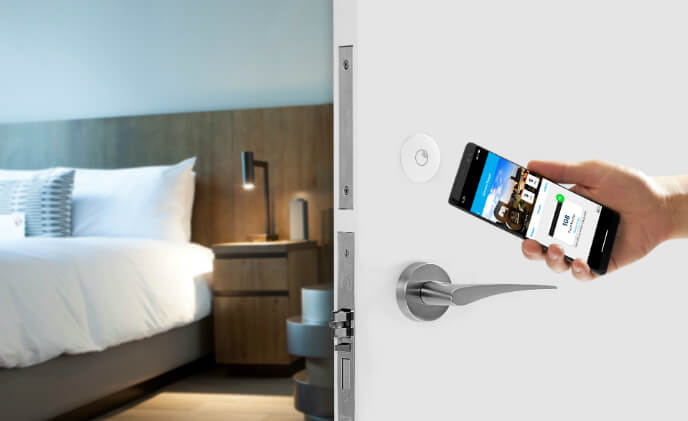 SACO, ASSA ABLOY, and KeezApp collaborate to implement mobile access