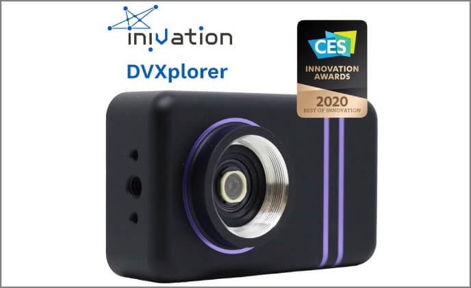 iniVation wins 'Best of Innovation' award at CES 2020