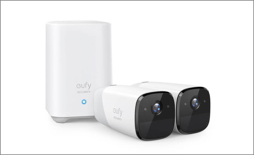 eufyCam 2/2C security cameras to support Homekit Secure Video