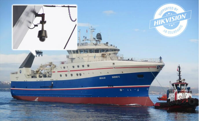 Trawling for great surveillance coverage with Hikvision