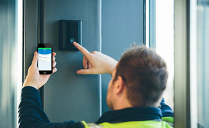 Kantech debuts industry-first mobile app with one-touch installation