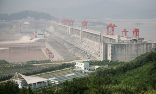 Indian Hydroelectric Power Plant Fueled by DVTel Surveillance Solutions