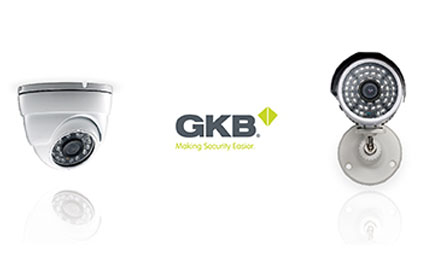 GKB releases 960H IR dome 10317 and bullet 40017