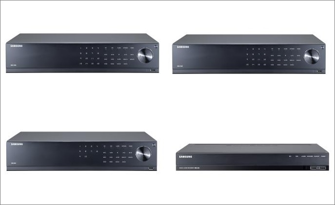 Hanwha Techwin launches Wisenet HD and DVR series