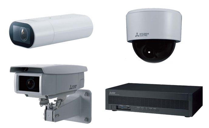 Mitsubishi Electric to unveil full HD surveillance system in June