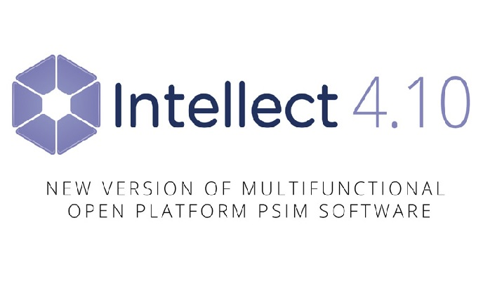 AxxonSoft releases Intellect 4.10 PSIM