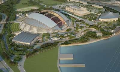 Integrated Security Consultants to secure Singapore Sports Hub