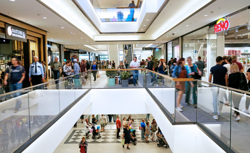 Artificial intelligence secures Munich's newest shopping attraction