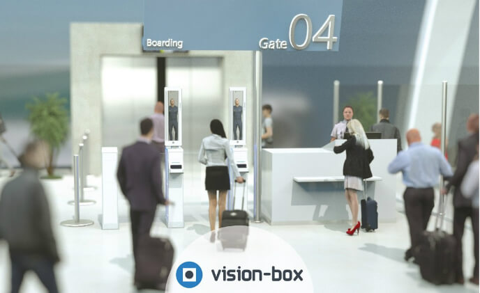 JFK Airport and Vision-Box to roll out facial recognition boarding