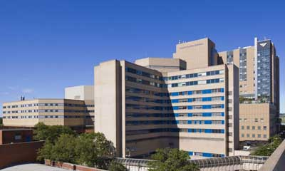 Yale-New Haven Hospital secured by Tyco and American Dynamics