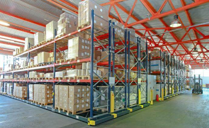 What's needed to maintain warehouse security