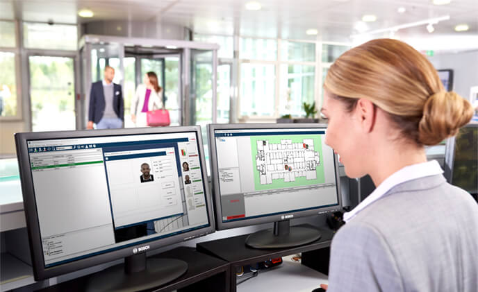 How reliable is your office security system?