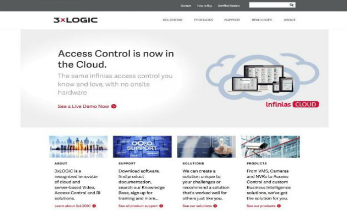 3xLOGIC launches updated website amid product rebranding
