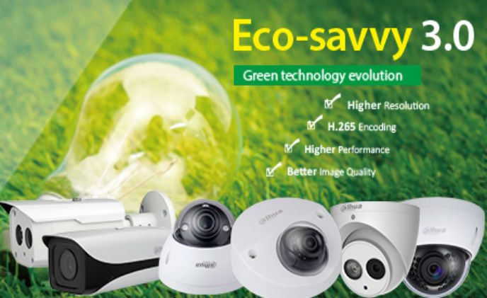 Dahua introduces Eco-Savvy 3.0 series product portfolio