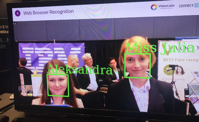 Cross-platform operation key to facial recognition success