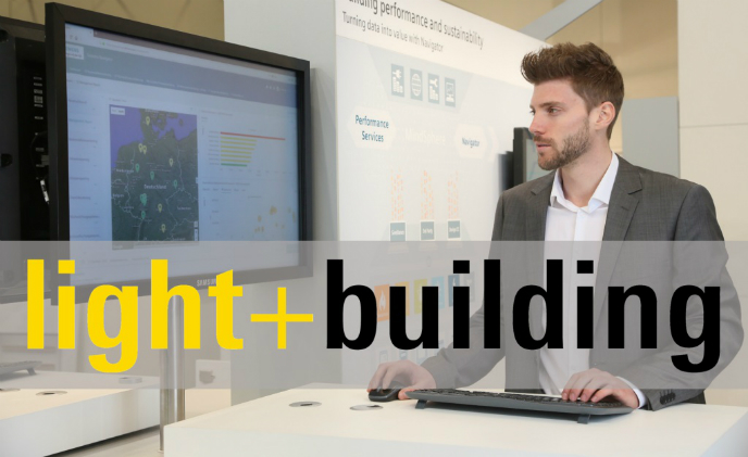 Light + Building 2018: Improving & upgrading energy efficiency at home