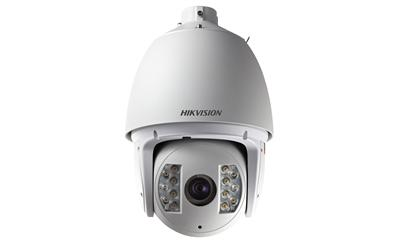 Hikvision releases 2-MP 30x IR network speed domes