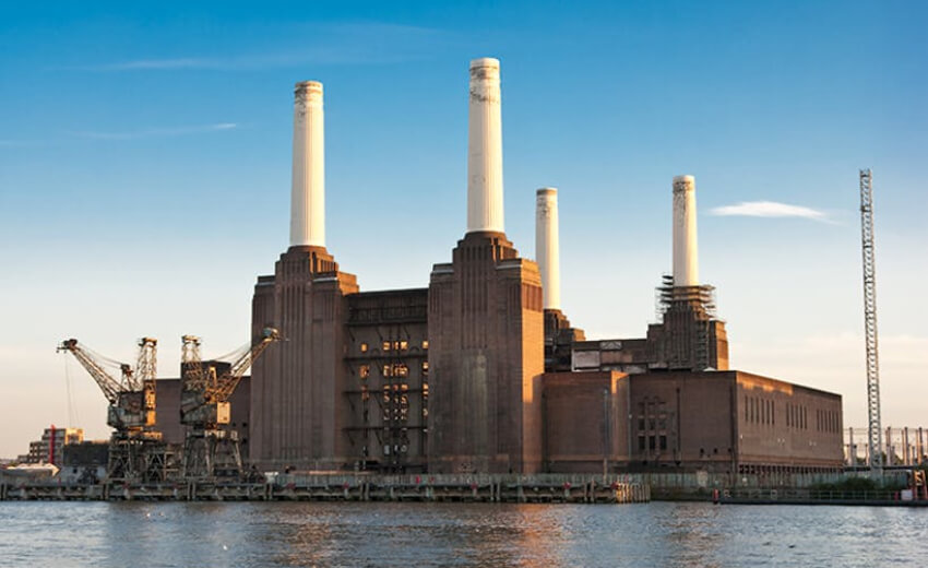 Advanced panels selected for Battersea Power Station redevelopment project