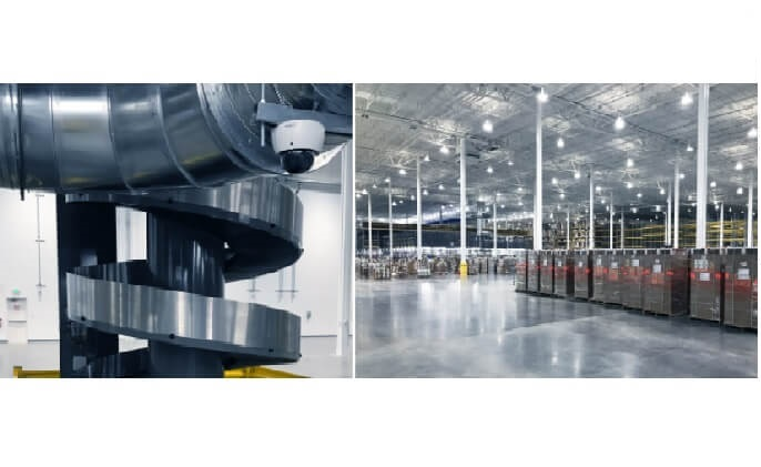 Avigilon solutions protect world-class 800,000 sq. foot facility in Texas