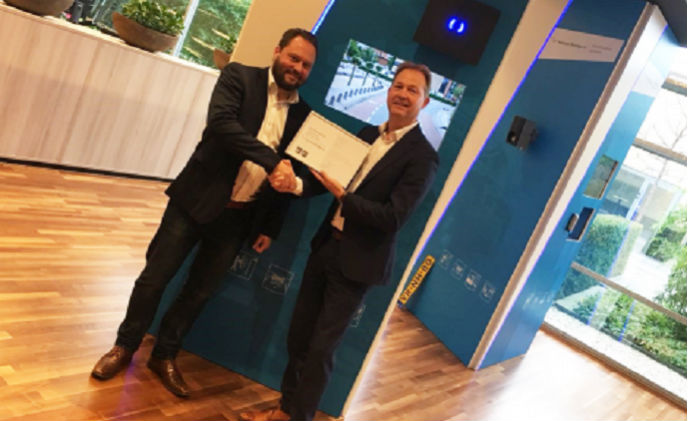 Visy Oy acknowledged as certified Nedap partner