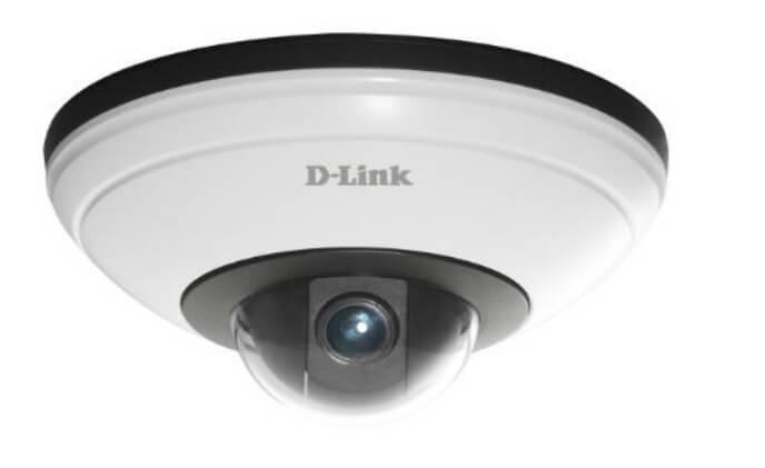 D-Link expands IP camera line with color night vision and pan/tilt dome cameras