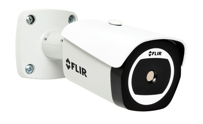 FLIR presents affordable TCX Security Camera