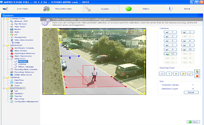 Xtralis introduces IntrusionTrace: the world's biggest selling visual intrusion technology