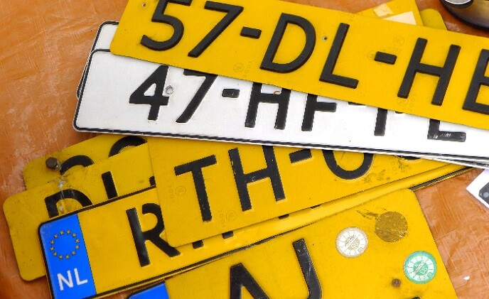 License plate recognition taken to the next level